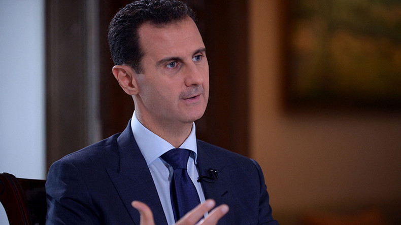 US seeks to enforce global dominance by unleashing war on countries who oppose it – Assad