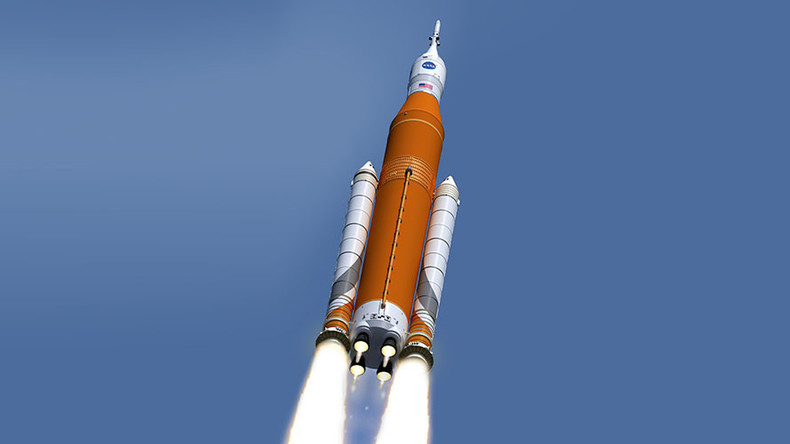 Boeing harbors grand ambition to reach Mars before SpaceX rocket