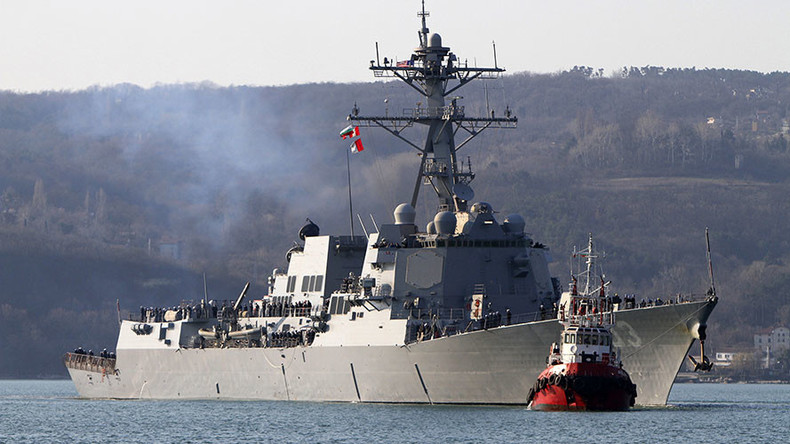 US prepared 'to fight' in Russia, China missile defense zones – Naval ops chief