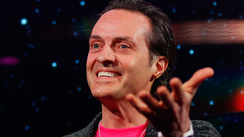 T-Mobile chief says he will award one lucky Twitterer with trip to Mars