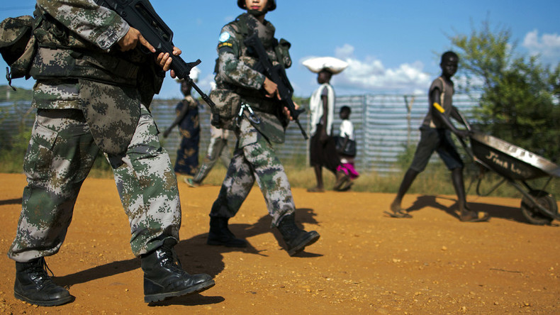 UN peacekeepers 'abandoned posts' as S. Sudan rebels raped aid workers