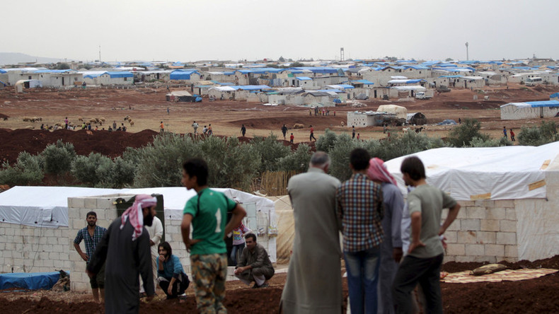'20 killed' in suicide bomb attack at Syrian refugee camp, ISIS claims responsibility