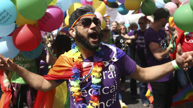 More young people now identify as bisexual than gay or lesbian in UK