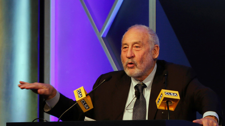 Nobel Laureate Stiglitz predicts eurozone disintegration should Italy walk away