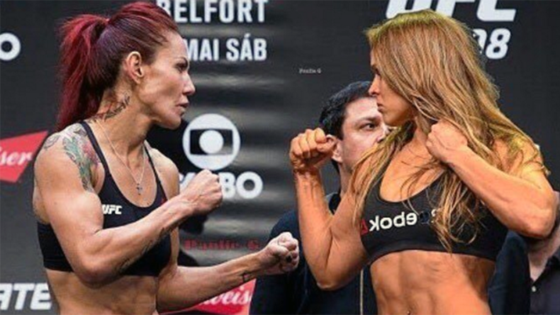 Cris 'Cyborg' wants Ronda Rousey fight on Superbowl weekend
