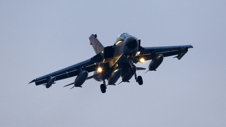 German jets used in anti-ISIS mission grounded over 'loose screws'