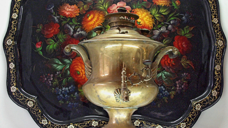 Trojan tea-maker: FSB wiretaps top Russian investigator… with a samovar