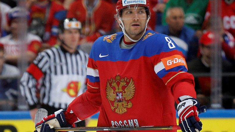 Washington Capitals' GM backs Ovechkin's Olympic plans
