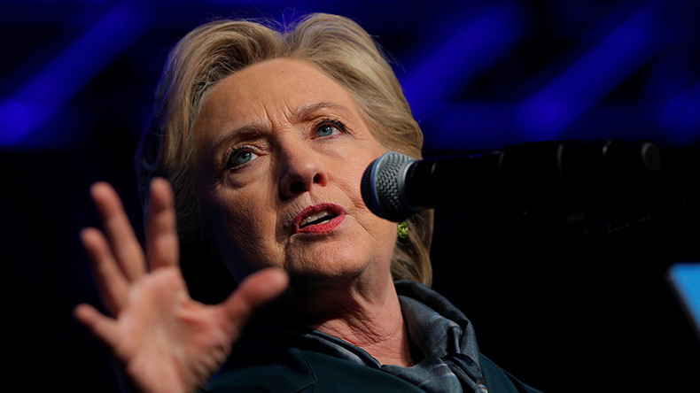 Syria no-fly zone would mean 'killing a lot of Syrians' – leaked Clinton speech