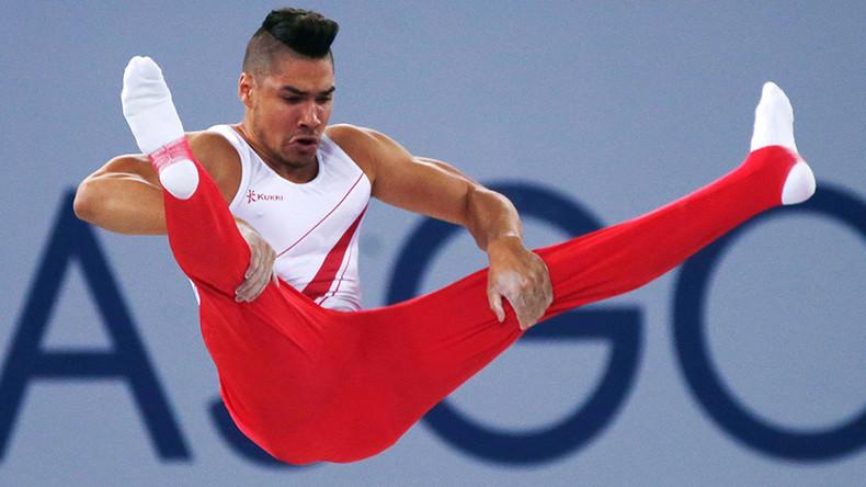 6 o'clock prayers? British Olympic medalist gymnast mocks Islam (VIDEO)