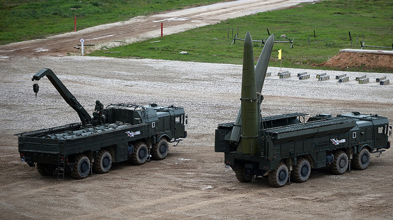 Iskander missiles deployment to Kaliningrad part of drill, not secret – Russian military