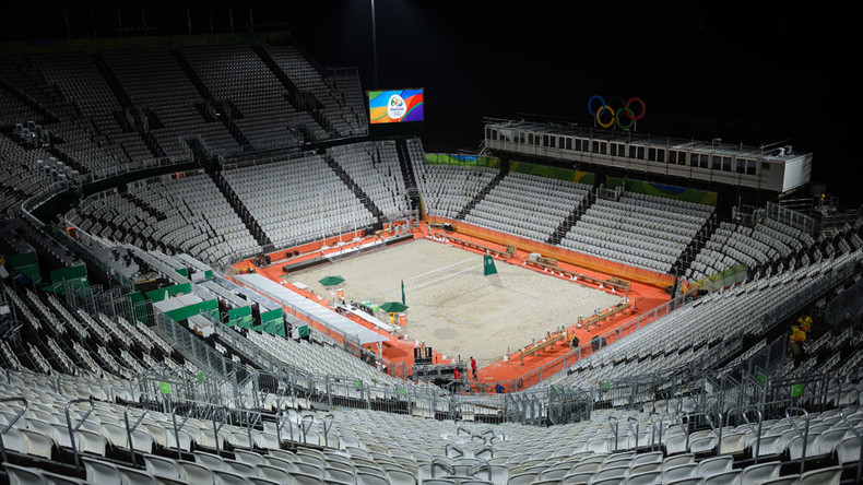 Brazilian construction worker killed during dismantling of Rio 2016 Olympic venue