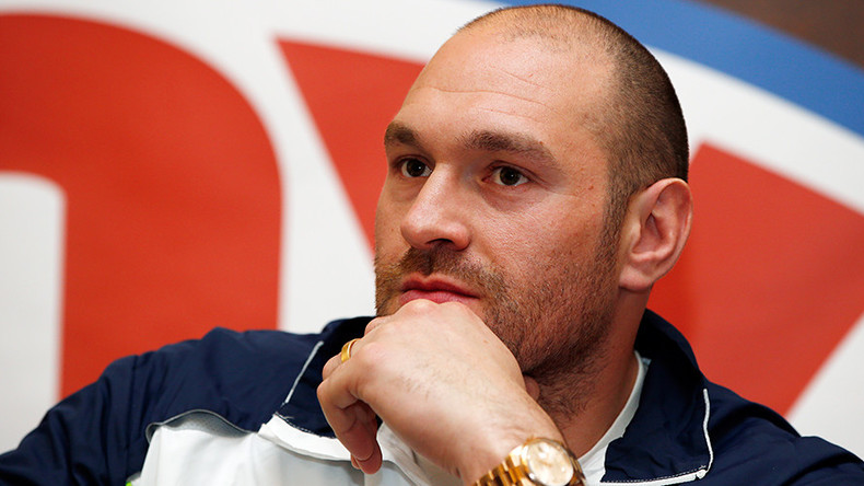 WBA boss offers support to Tyson Fury, but may strip him of title