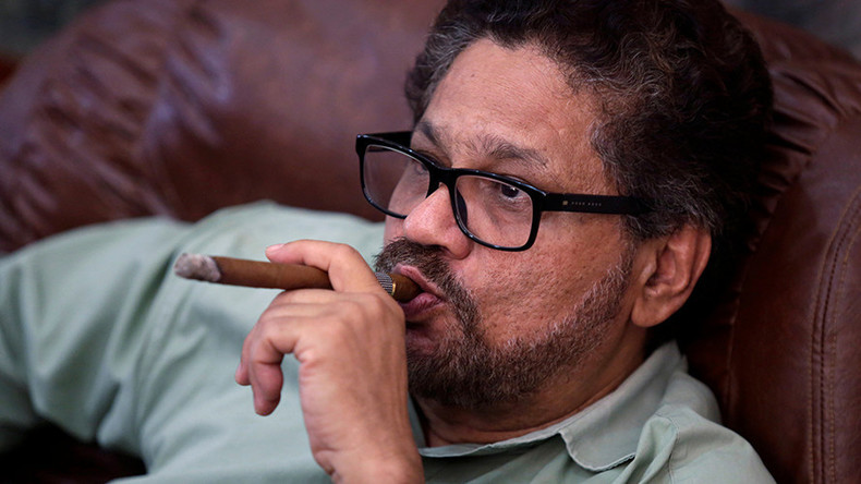Chief FARC negotiator to RT: 'Nobel Prize will help drive peace talks over the line'