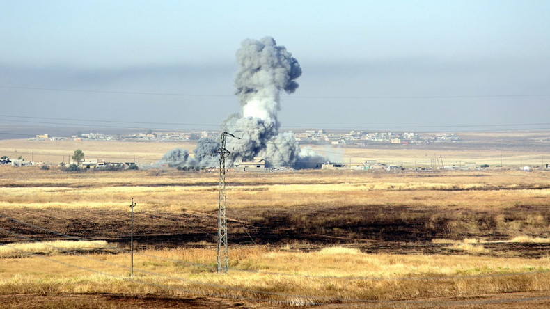 Iraqi PM: 'Turkey won't take part in Mosul op under any circumstances'