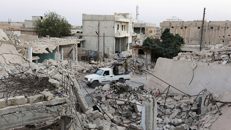 France threatens Damascus & Moscow with ICC war crimes probe over Aleppo