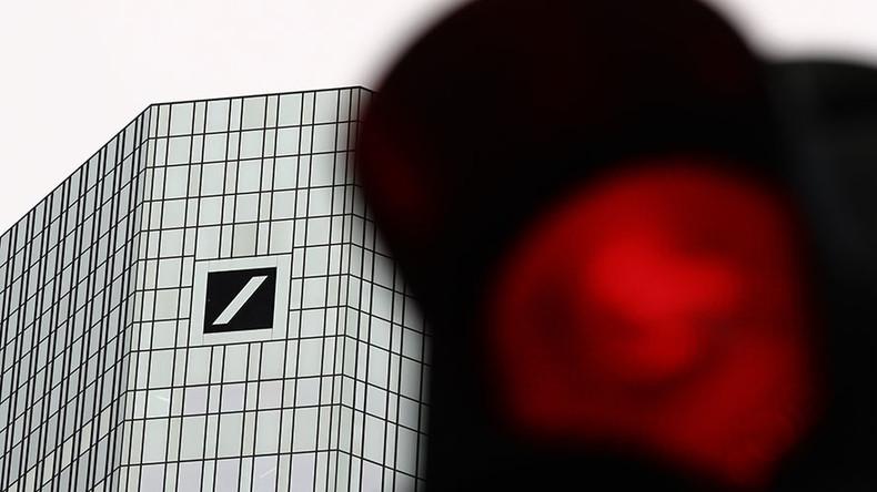 No deal reached by Deutsche Bank with US regulators