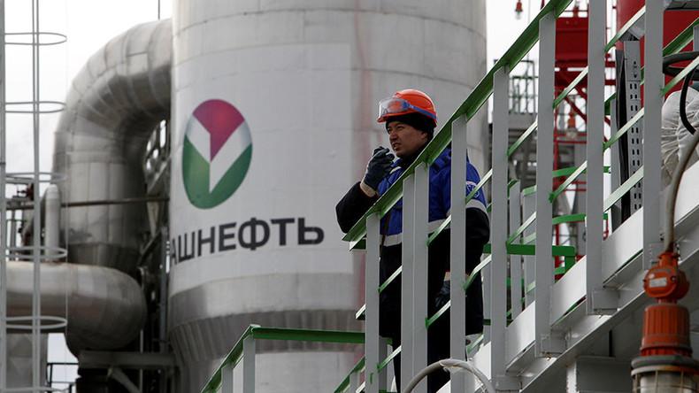 Russian oil giant Rosneft to buy smaller rival Bashneft