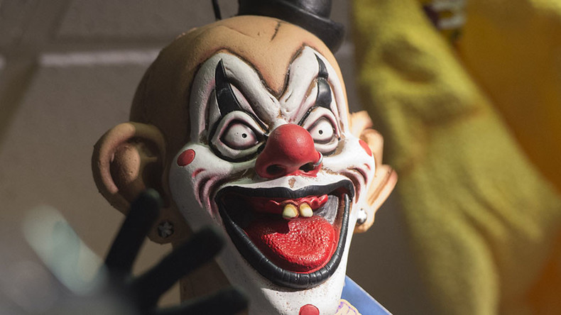 Police threaten 'creepy clowns' with jail as craze turns nasty & terrifies Britain
