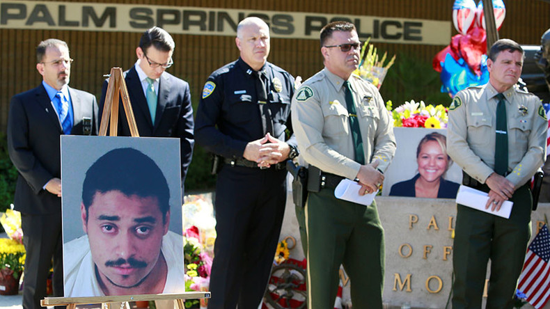 'He wanted to shoot police': Father of suspect about slaying of 2 Southern Cali officers