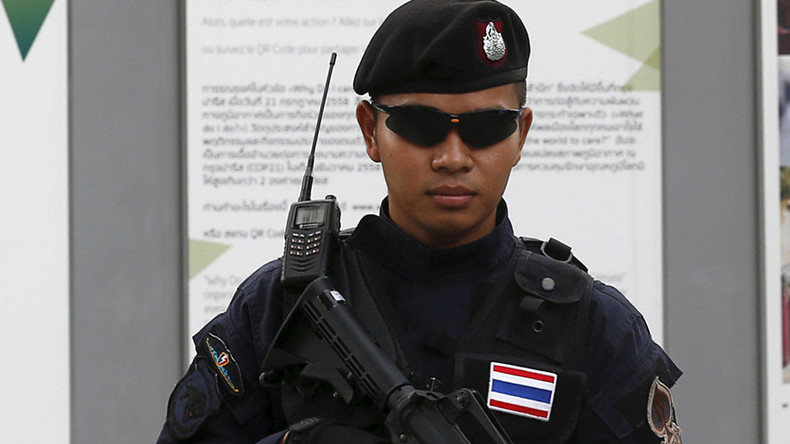 Thai police hint at possible bomb attack on Bangkok tourist spots, increase security