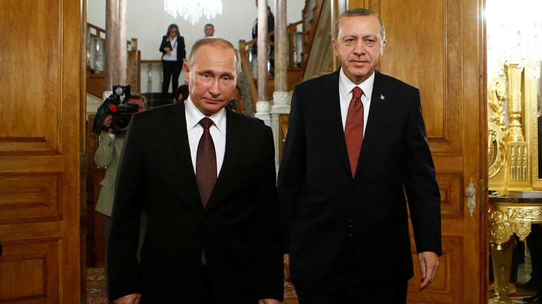 Moscow-Ankara Turkish Stream gas pipeline is 'pragmatic deal & good economic news'