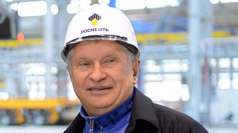 Rosneft boss says no to output freeze or cut