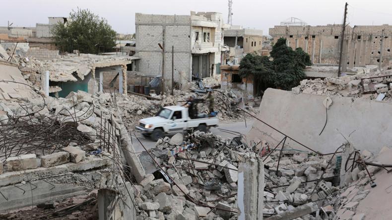 'Syrian war is conflict between West & Russia'