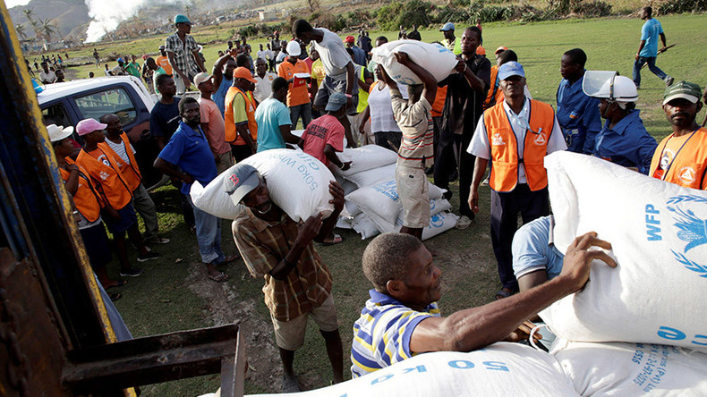 Hurricane Matthew Haiti's biggest humanitarian crisis 'since 2010 earthquake'