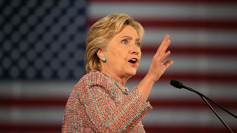 'Clinton's foreign policy – nonsensical belligerence'