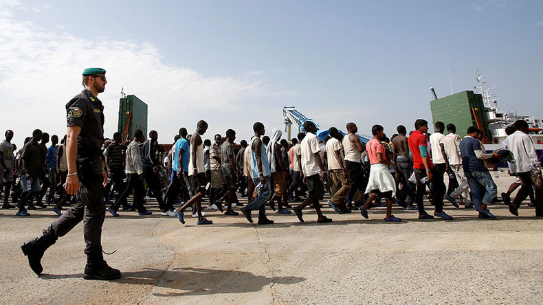 Migrants bring Italy nearly as much money as Fiat – research