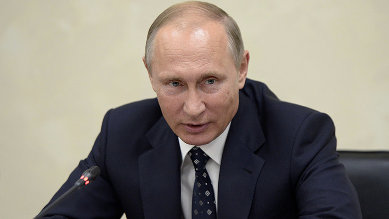 Putin: West responsible for Middle East instability and terrorism in Europe
