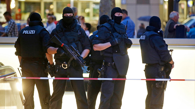 German terror plot suspect found dead in police custody