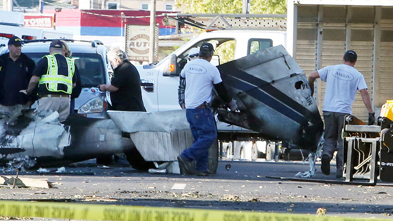 Motives for 'intentional' Connecticut plane crash investigated by FBI