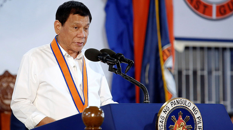 'About time we change rules': Philippines' Duterte vows to chart independent foreign policy