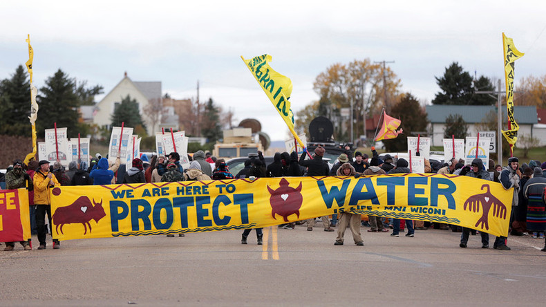 Filmmaker charged with 3 felony counts for documenting tar sands pipeline protest
