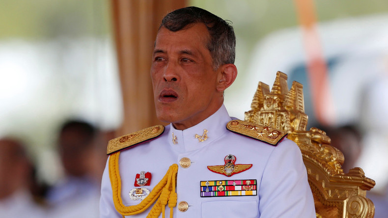 International playboy and poodle enthusiast: Meet Thailand's controversial heir to the throne