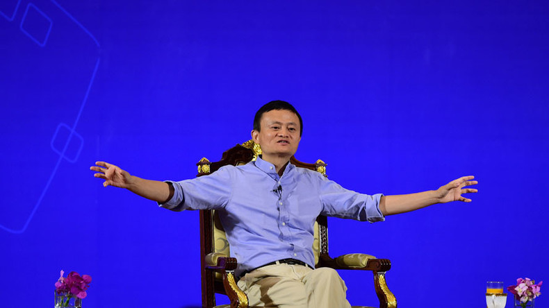 Alibaba's Jack Ma wants to create 100 million jobs