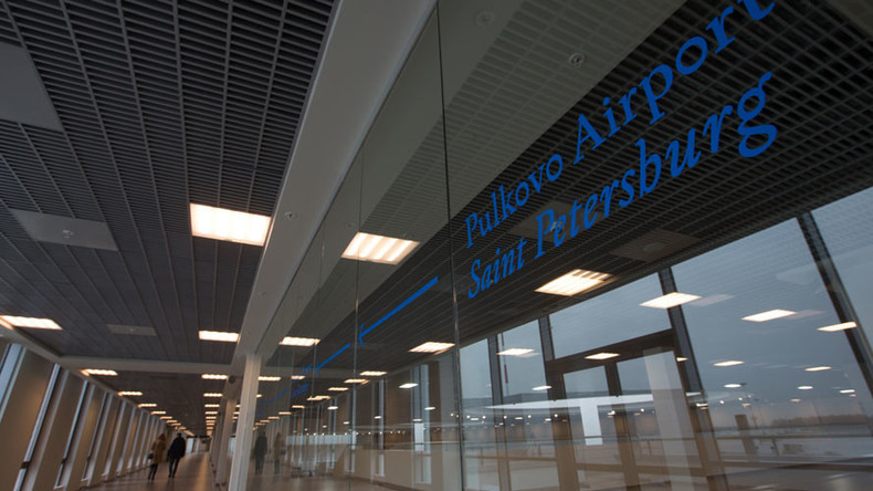 Russia's Pulkovo Airport in St. Petersburg resumes operations after hoax bomb threat