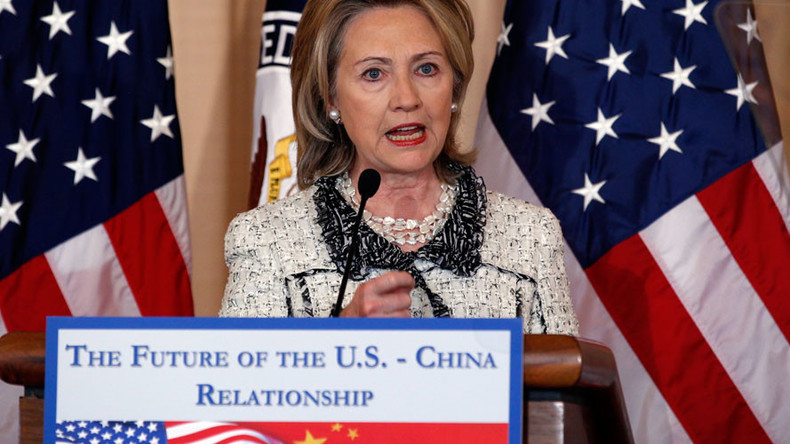 'We'll ring China with missile defense': Clinton's plans for the East revealed in Podesta files