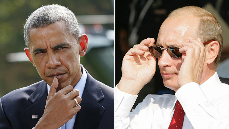 Obama (falsely) appoints Putin as KGB chief in frantic attack on Trump