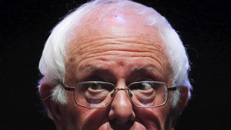 Game not over: Bernie Sanders could slip 'write-in' to presidential election victory