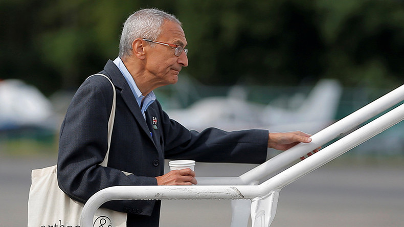 WikiLeaks releases 8th batch of emails from Clinton chair Podesta