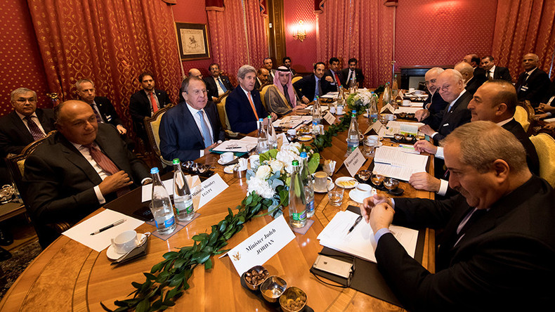 'Interesting ideas & candid discussion': Syria talks positive, but no breakthrough