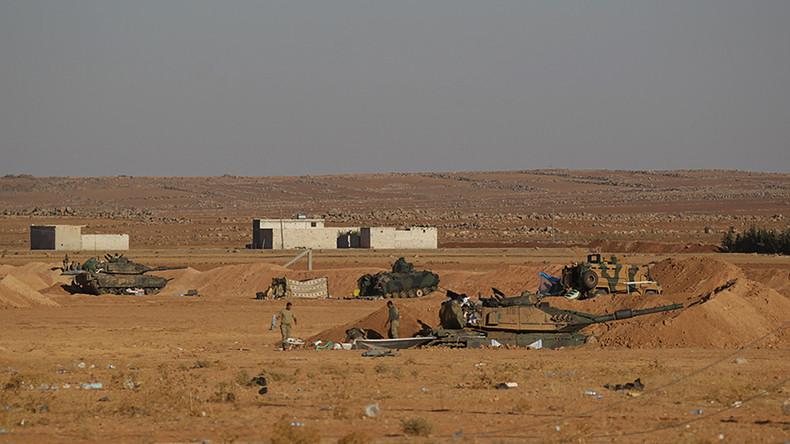 Turkey seeks to expand border 'safe zone' 45km into Syria