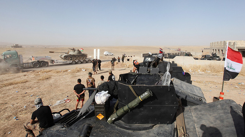 'Time of victory has come': Iraq launches operation to retake Mosul from ISIS