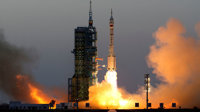 China sends 2 taikonauts to space for 30-day orbital lab mission