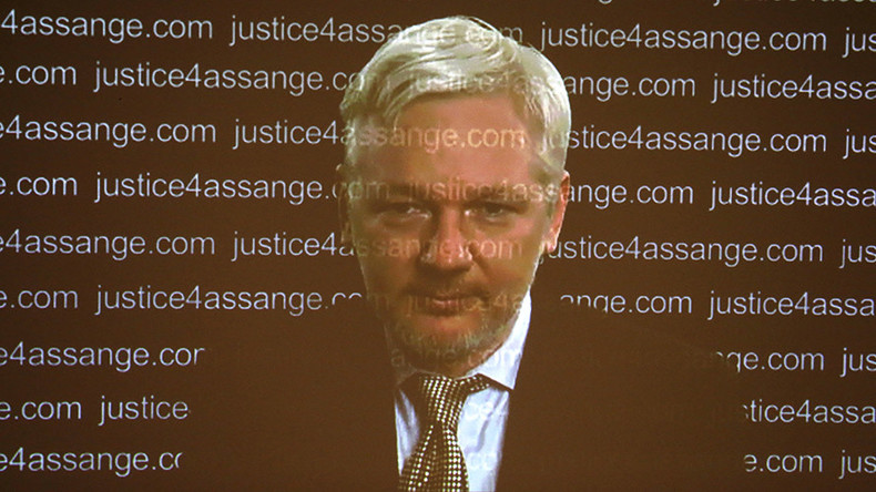 Assange's internet link intentionally severed by state party - WikiLeaks