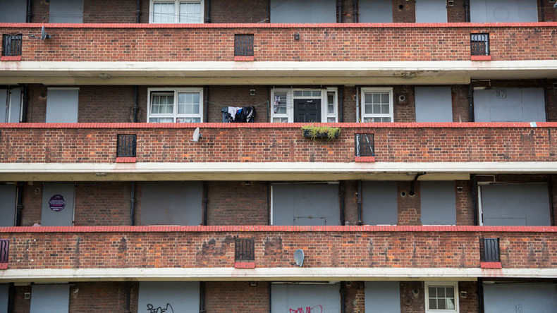 4 in 10 Britons living in 'squalid, below-standard homes,' claims housing charity
