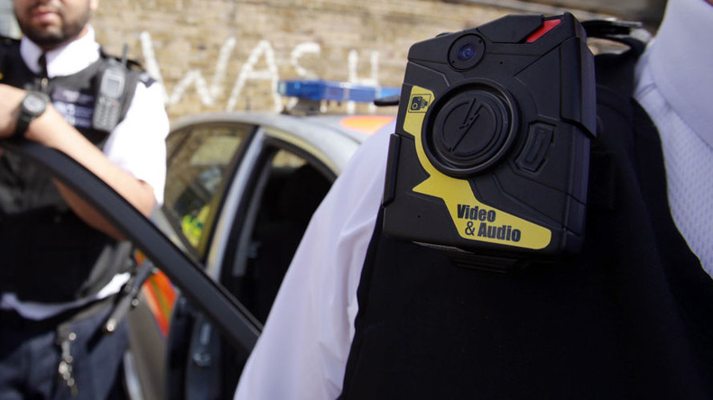Thousands of London police officers to start wearing body cams